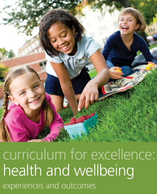 Curriculum for Excellence - Health and Wellbeing